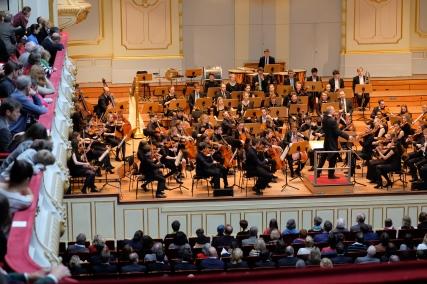 Jahreskonzert MJO in der Laeiszhalle (Foto: Marcus Krüger)