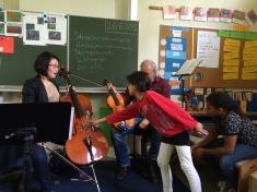 Wo liegen die Unterschiede zwischen Cello und Bratsche?