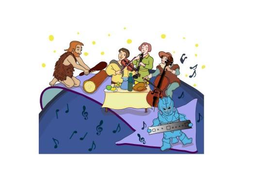 1. Das verrückte Orchester3