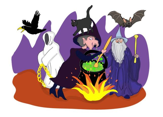 3. Hexenritt durch Juris Zauberwelt Vorderseite