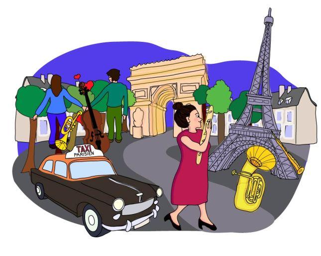 4. Paris Vorderseite